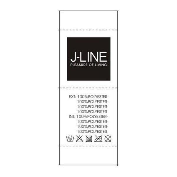 Ciemnoczerwona poduszka J-Line
