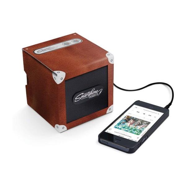 Głośnik przenośny Smartphone Speaker Brown