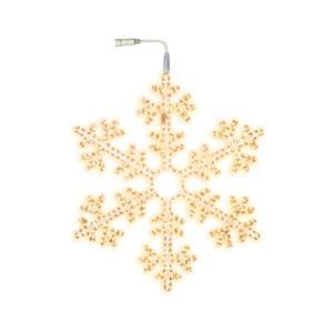 Świecąca gwiazda Best Season Warm Snowflake, Ø 100 cm