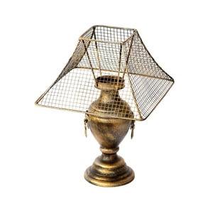 Świecznik w kształcie lampy Bettina Lamp Light