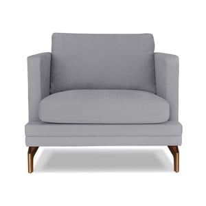 Szary fotel Windsor  & Co. Sofas Jupiter