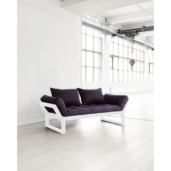 Sofa Karup Edge White/Purple
