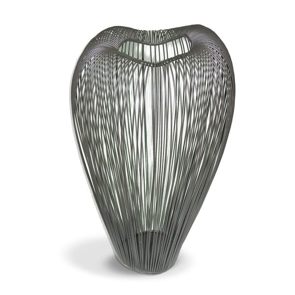 Wazon Metal, 40 cm