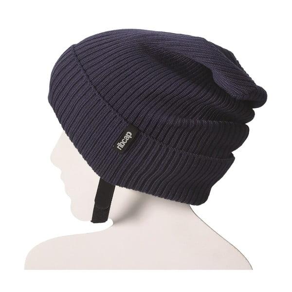 Niebieskie czapka ochronna Ribcap Lenny, L