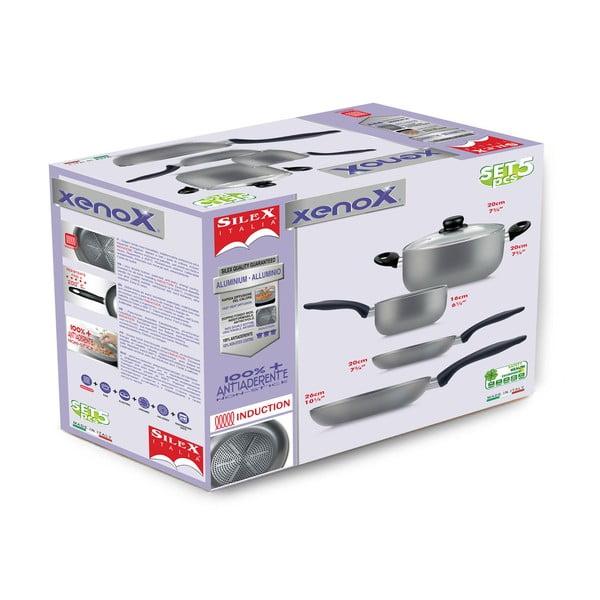 Komplet garnków Silex Italia Xenox, 5 części