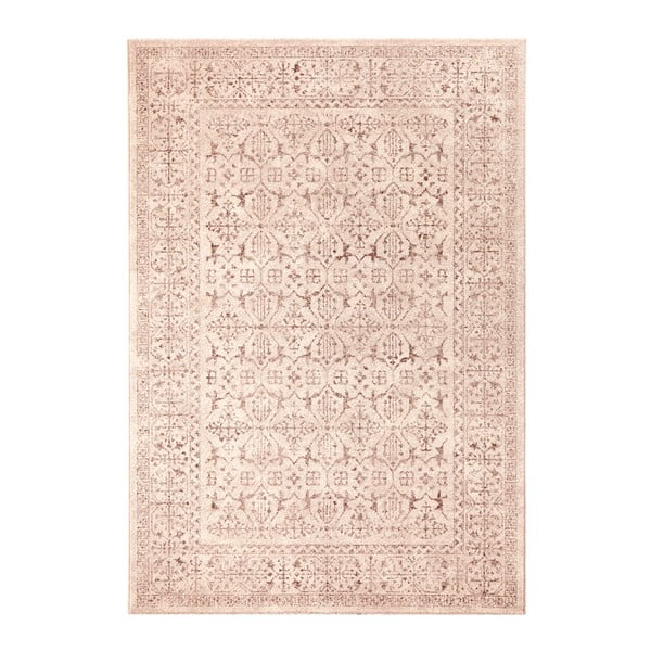 Beżowy dywan Mint Rugs Diamond Details, 160x230 cm