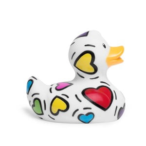 Kaczka do kąpieli Bud Ducks Mini Pop Heart