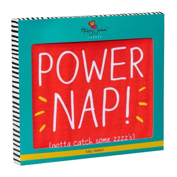 Koc dziecięcy Happy Jackson Power Nap