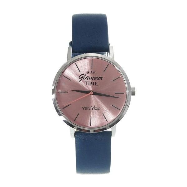 Zegarek VeryMojo Glamour Time, niebieski