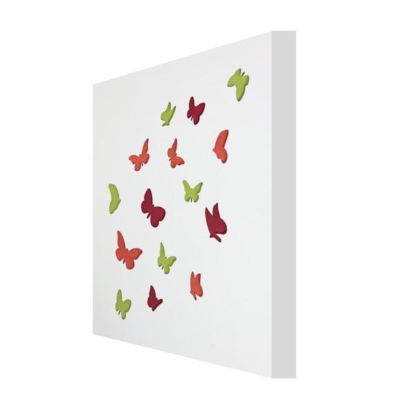 Ścienna dekoracja C-tru Butterflies