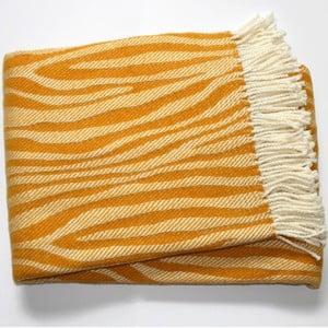 Koc Zebra Gold, 140x180 cm