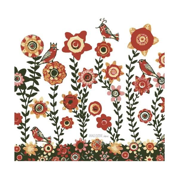 Pościel Anouska Verde, 200x200 cm