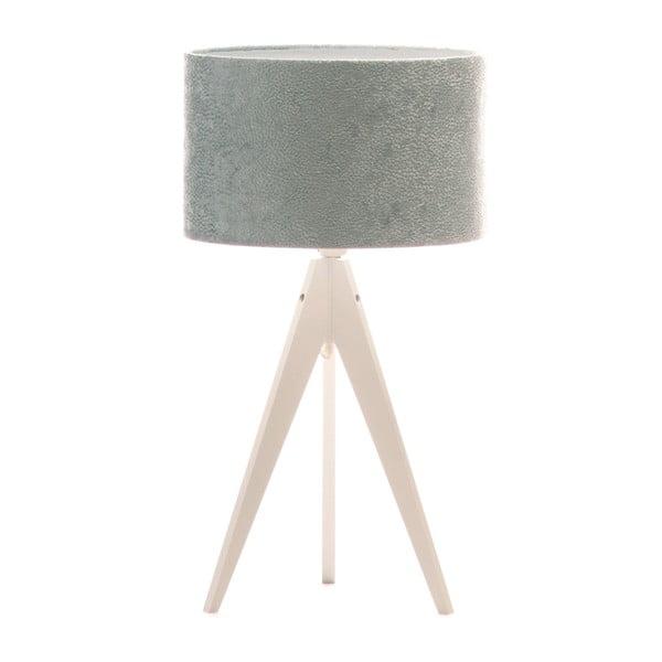 Lampa stołowa Artist Celestia Blue/White, 65x33 cm