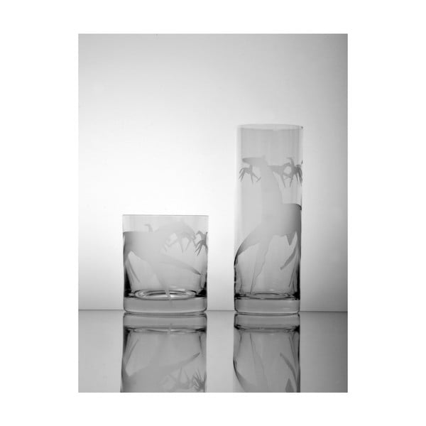 Szklanki Konie III, 280 ml, 2 szt.