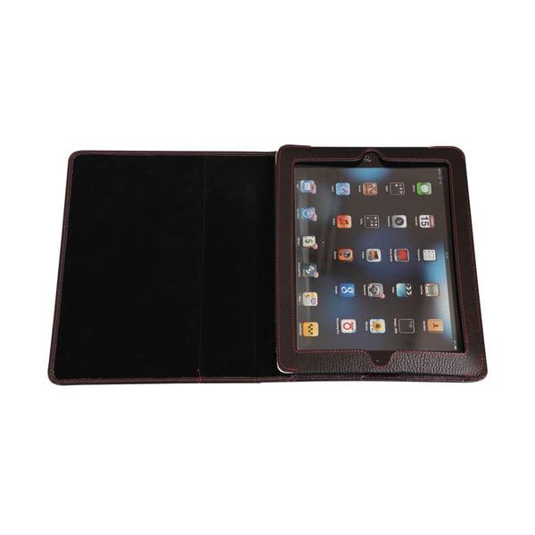 Etui na tablet z kalendarzem ADK Paradox, czarno-pomarańczowy