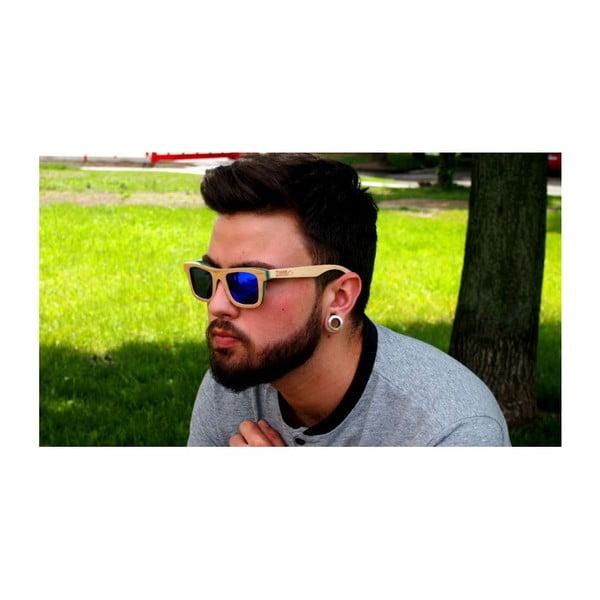 Okulary przeciwsłoneczne drewniane TIMEWOOD Hawk