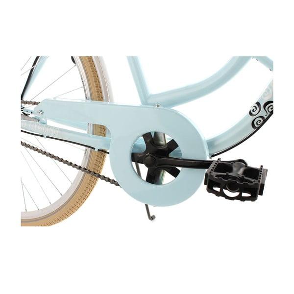 """Damski rower City Bike Casino Blue Gang, 28"""", wysokość ramy 54 cm"""