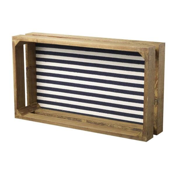 Skrzynka Blue Stripes