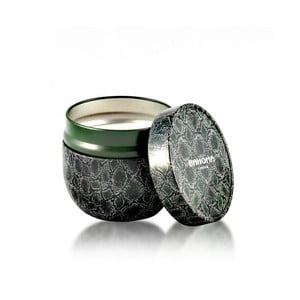 Świeczka zapachowa w metalowym pojemniku o zapachu jaśminu i fiołków Bahoma London, 30 godzin