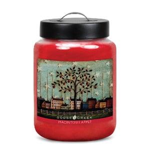 Świeczka zapachowa w pojemniku Goose Creek Jabłko Macintosh, 0,68 kg