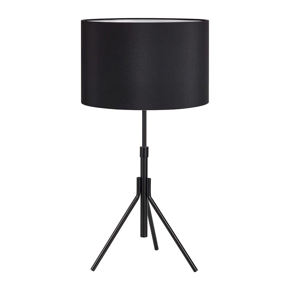 Czarna lampa stołowa Markslöjd Sling