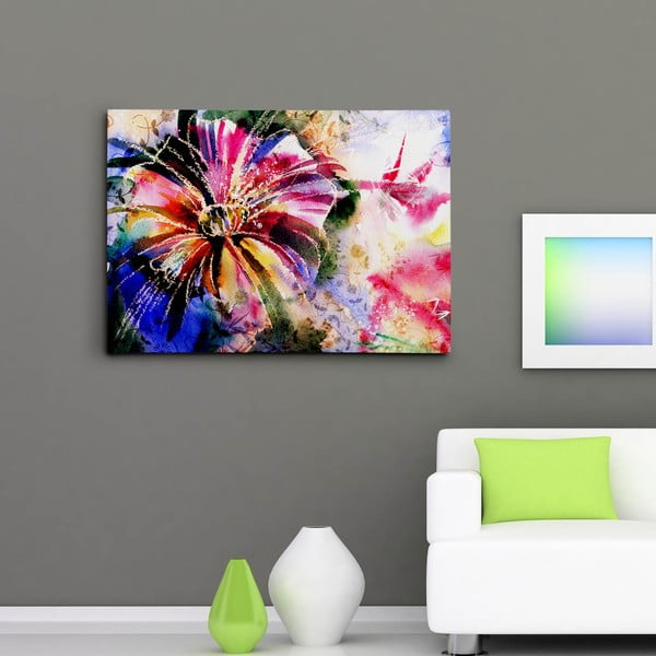 """Obraz na płótnie """"Lilie"""", 50x70 cm"""