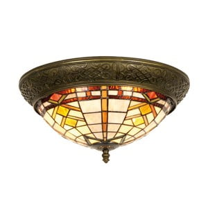 Światło sufitowe Tiffany Plafon