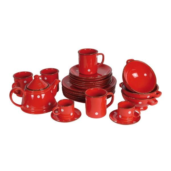 Talerz Antic Line Round Red, 26 cm