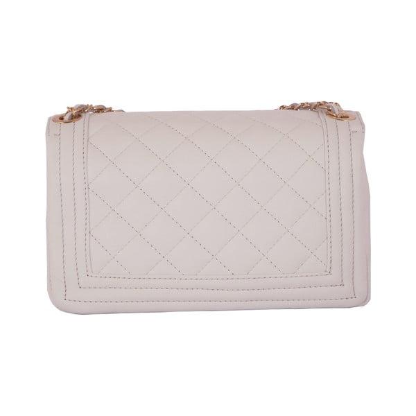 Biała torebka skórzana Andrea Cardone Debora