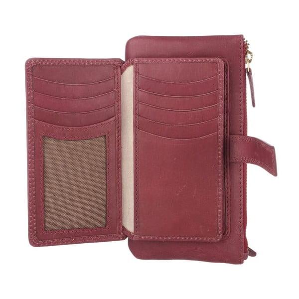 Skórzany portfel Uma Berry