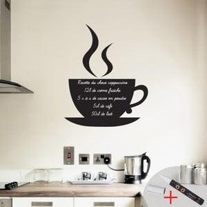 Naklejka do pisania z flamastrem Ambiance Coffee
