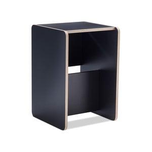 Rolle Black, wielofunkcyjny stolik i schodki