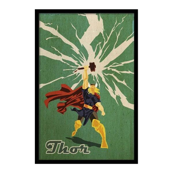 Plakat Thor, 35x30 cm