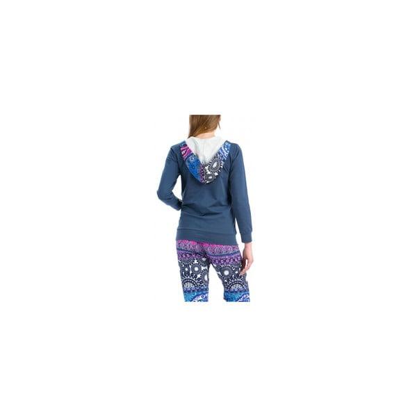 Damska pidżama góra DESIGUAL Folk Denim, roz. S/M