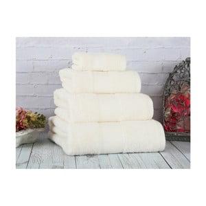 Waniliowy ręcznik Irya Home Coresoft, 30x50 cm