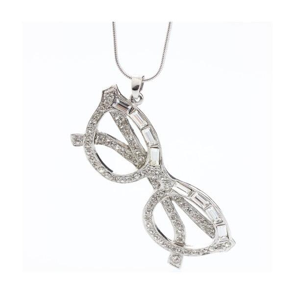 Naszyjnik z kryształami Swarovskiego® Elements Laura Bruni Glasses