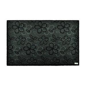 Wycieraczka Floral Grey, 50x70 cm