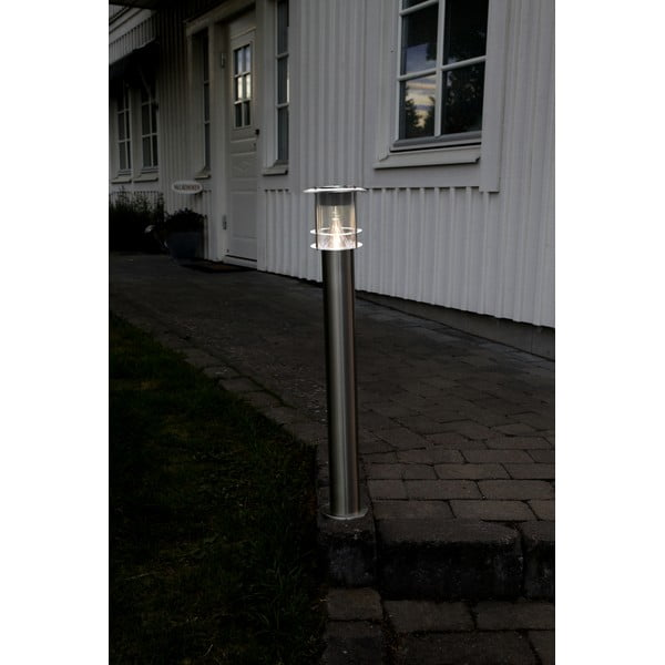 Lampa ogrodowa Solar Energy Garden Light Steel