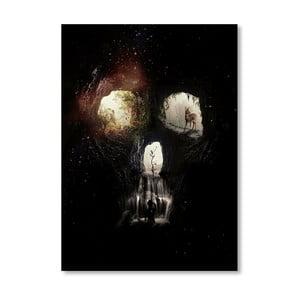 "Plakat autorski ""Cave"""