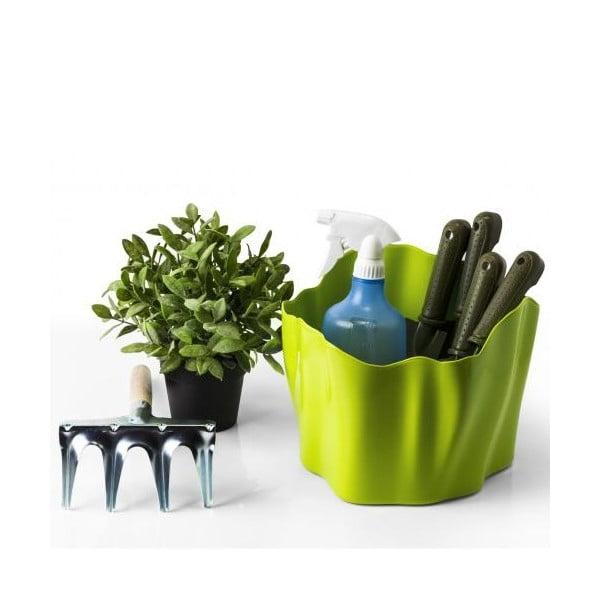 Pojemnik wielofunkcyjny QUALY Flow Bucket, zielony