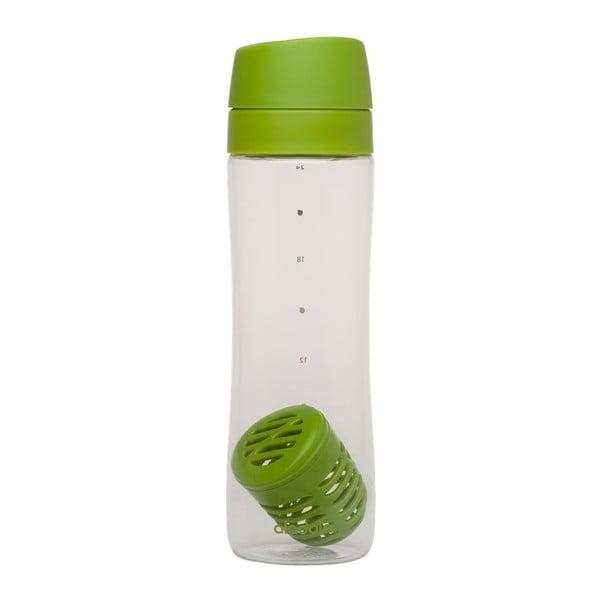 Butelka z infuzerem Aladdin 700 ml, zielona