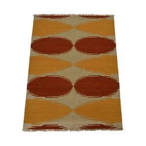 Dywan ręcznie tkany Kilim 80, 140x200 cm