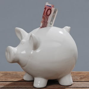 Skarbonka Bank Pig