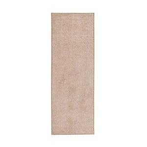 Kremowy dywan Hanse Home Pure, 80 x 150 cm