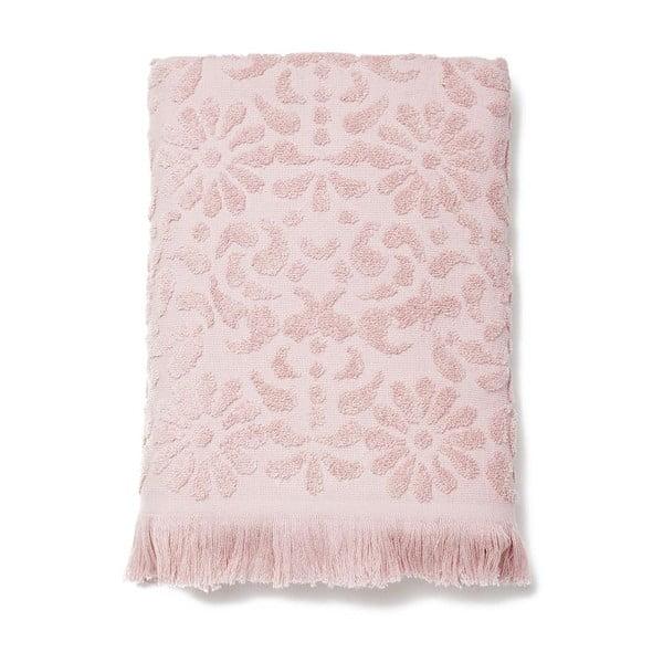 Zestaw 4 ręczników Riad Rose, 50x90 cm + 70x140 cm