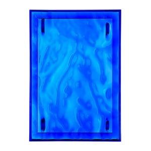 Taca Dune Blue, 38x55 cm
