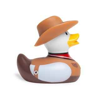 Kaczka do kąpieli Bud Ducks Mini Cowboy