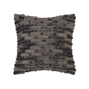 Szara poduszka ZicZac Cobble Stone, 45x45 cm