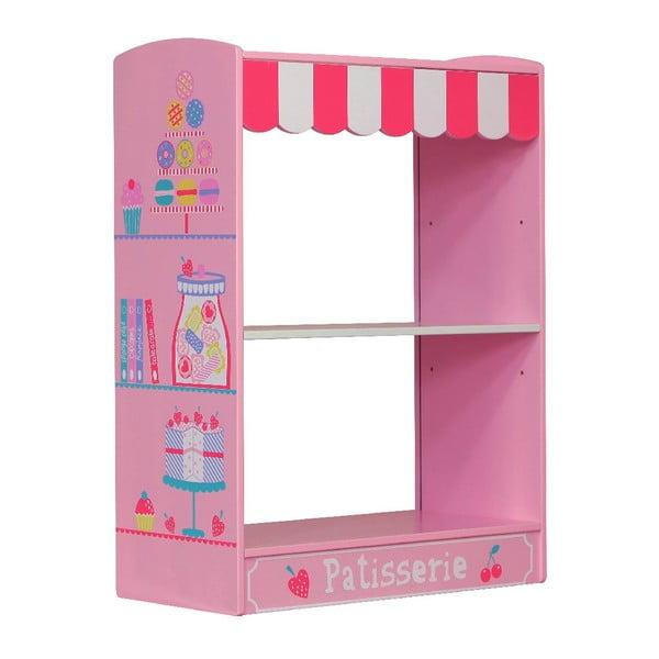Dziecięca biblioteczka Patisserie