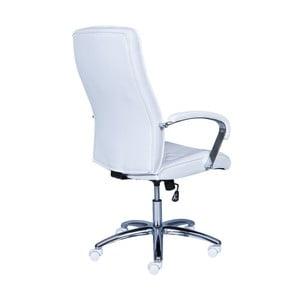 Biały fotel biurowy 13Casa Thor A3
